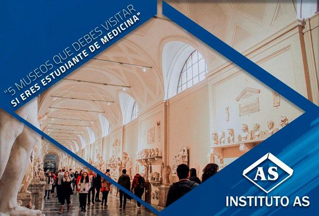 Los museos que debes visitar si eres estudiante de Medicina