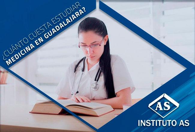 ¿Cuánto cuesta estudiar Medicina en Guadalajara?