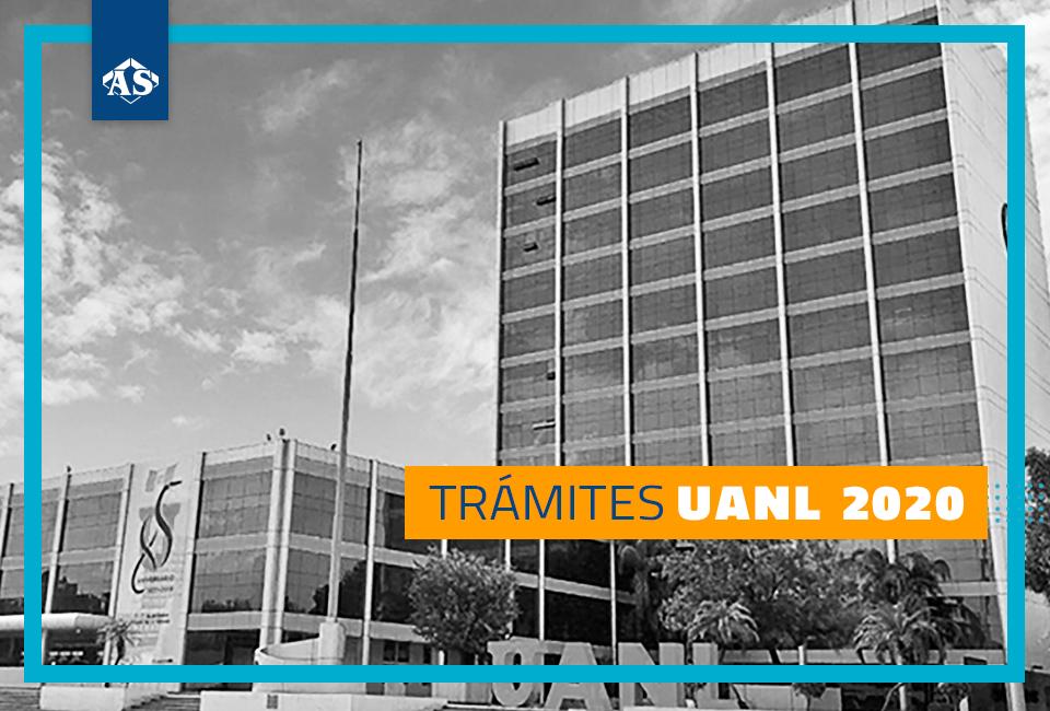 Trámites UANL 2020